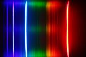 Macro mercury spectra