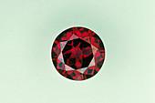 Red Spinel Gemstone