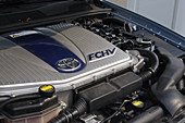 Fuel Cell Hybrid Vehicle