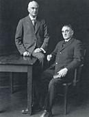William and Charles Mayo