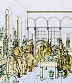 Liebig's Laboratory,Giessen