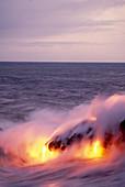Lava & Water