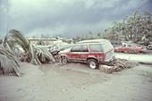 Aftermath of Pinatubo Eruption