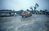 Mount Pinatubo evacuation