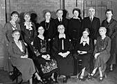 Jane Addams & Hull-House Residents