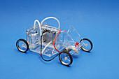 A Model Fuel Cell Car