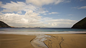 Keem Strand on Achill Island,Ireland