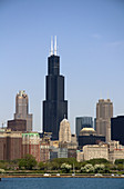 Willis Tower formerly Sears Tower,USA
