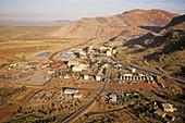 Argyle Diamond Mine,Australia