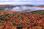 Porcupine Mountains,Michigan