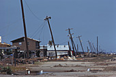 Hurricane Alicia Aftermath,TX