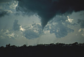 Formation of a Tornado Sequence 2 of 5