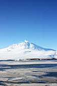 Mount Erebus,Antarctica
