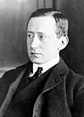 Guglielmo Marconi,Italian radio inventor