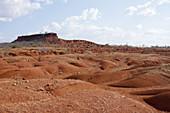 Gilbues Desert,Brazil