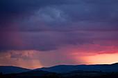 Rain Squall,Italy