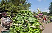 Bananas for Sale,Tanzania
