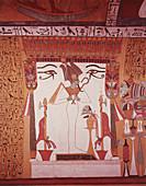 Egyptian burial chamber