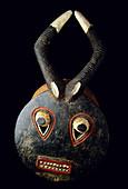 Kple Kple Mask from Ivory Coast