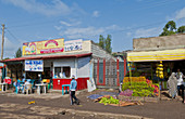 Shops and Stalls,Ethiopia