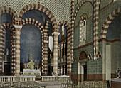 Coptic Church,Cairo,Egypt,1906
