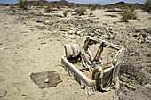 Illegal Dumping in Baja California Desert