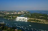 Niagara Falls,Aerial View