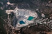 Outback quarry,Australia