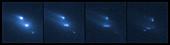 Disintegrating Asteroid