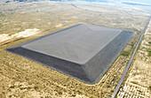 Uranium mill decommissioning