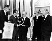 Atomic Pioneer Awards,1970