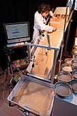 Sand dunes acoustics research