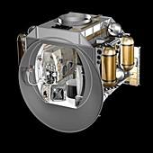 Apollo Lunar Module life support system