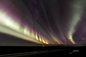 Northern lights,Iceland