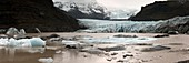 Svinafellsjokull glacier,Iceland