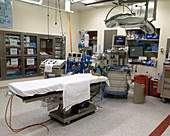 Hospital resuscitation bay
