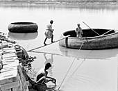 Ghuffa transport,Baghdad,1932