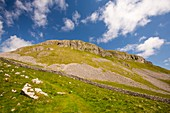 Attermire scar,Yorkshire Dales,UK