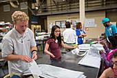 Intellectual disabilities jobs program