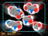 Glatiramer acetate drug molecule