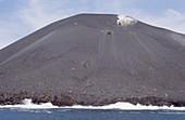 Anak Krakatau Island,Indonesia