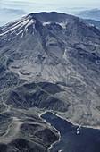 Mt. St. Helens and Spirit Lake,WA