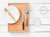 Verschiedene Küchenutensilien