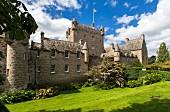 Cawdor Castle and gardens, Scotland