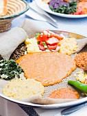 Äthiopische Fastennahrung