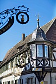 The Leopold restaurant in Deidesheim (in the Palatinate region of Germany)