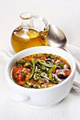 Neapolitan minestrone