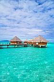 Moana Beach Resort,Bora Bora,Tahiti