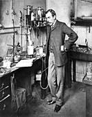 William Ramsay,Scottish chemist