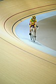 102-year-old cyclist